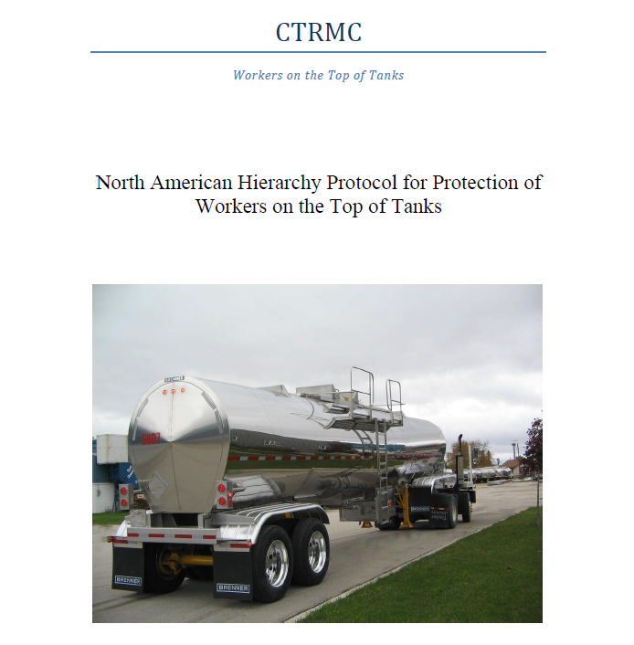 North-American-Hierarchy-Protocol-For-Protection-of-Workers-On-Top-of-Tanks